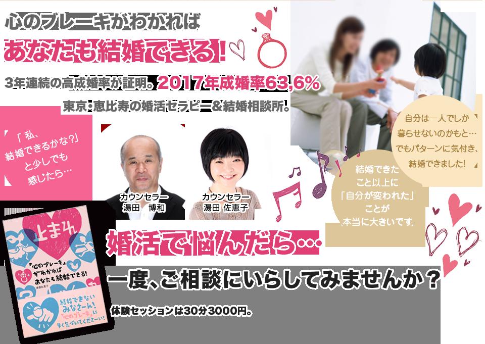 東京渋谷区恵比寿の結婚相談所&婚活カウンセリングのリアルラブ